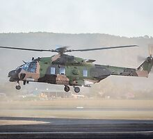 RAN MRH-90 Takeoff 2 by Michael Clarke