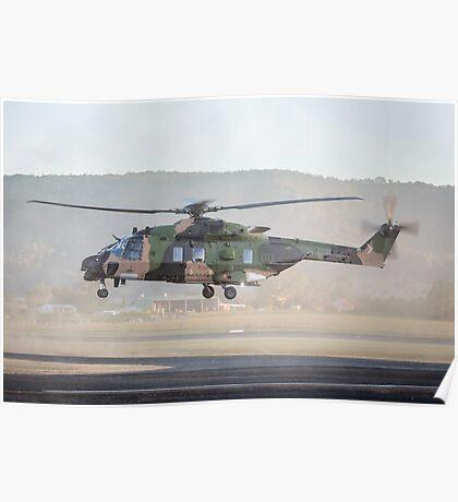 RAN MRH-90 Takeoff 2 Poster