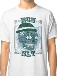 MUM VINTAGE SKULL T-SHIRT Classic T-Shirt