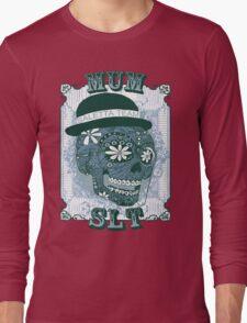 MUM VINTAGE SKULL T-SHIRT Long Sleeve T-Shirt