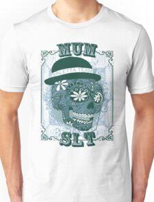 MUM VINTAGE SKULL T-SHIRT Unisex T-Shirt