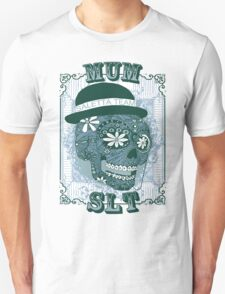 MUM VINTAGE SKULL T-SHIRT T-Shirt