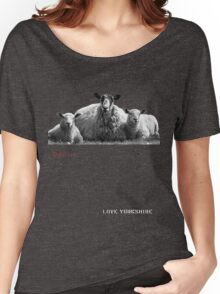 Chilled Sheep - Love Yorkshire Women's Relaxed Fit T-Shirt