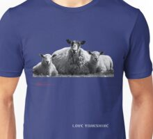 Chilled Sheep - Love Yorkshire Unisex T-Shirt