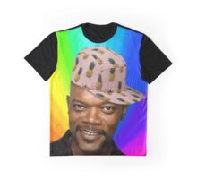 Samuel L. Jackson - Prince of Dreams Graphic T-Shirt