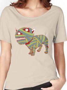 MUM DOG#01 T-SHIRT Women's Relaxed Fit T-Shirt