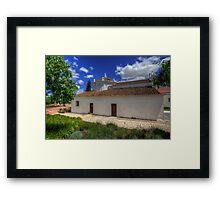 Little Church Framed Print