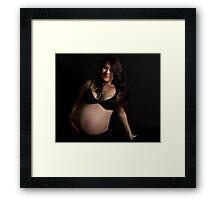 Taurus baby Framed Print