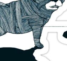 MUM DOG#04 T-SHIRT Sticker