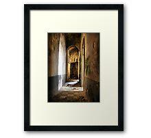 Mysterons Framed Print
