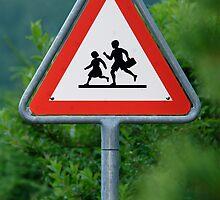 Drive Carefully by Paul Eekhoff