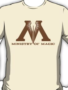 Ministry of Magic T-Shirt