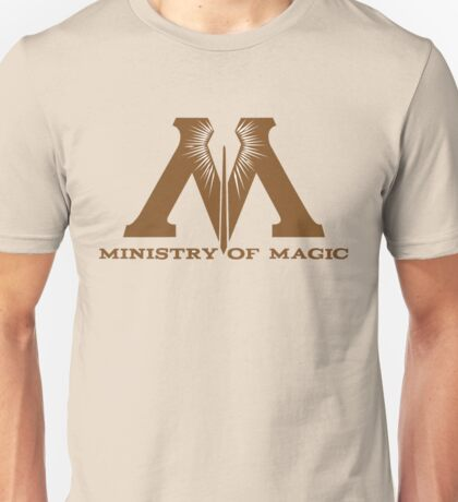 Ministry of Magic Unisex T-Shirt