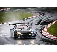 BMW Team Schubert - 2013 Nurburgring 24 Hour Photographic Print