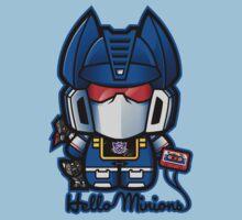 Hello Minions Kids Clothes