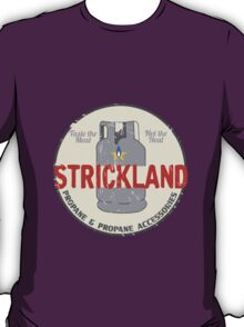 Strickland Propane Promotional T-Shirt