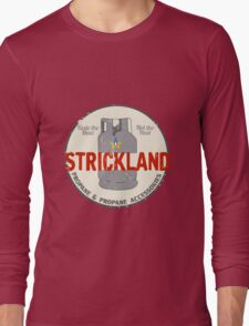 Strickland Propane Promotional Long Sleeve T-Shirt