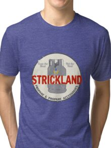 Strickland Propane Promotional Tri-blend T-Shirt