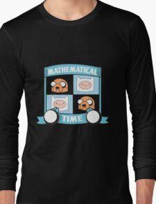 Mathematical! Long Sleeve T-Shirt