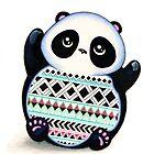 Panda by Annya Kai