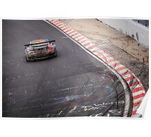 BMW Team Schubert - 2013 Nurburgring 24 Hour Poster