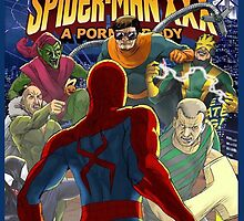 Spiderman by Erny1974