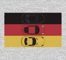 German Horsepower Baby Tee