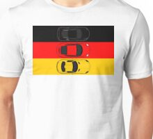 German Horsepower Unisex T-Shirt