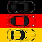 German Horsepower by Blayde