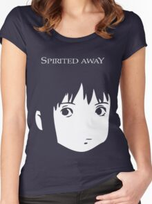 Spirited Away / Chihiro Women's Fitted Scoop T-Shirt