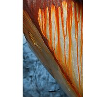 Rust Works Photographic Print