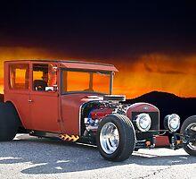 Rock n' Roll Rat Rod by DaveKoontz