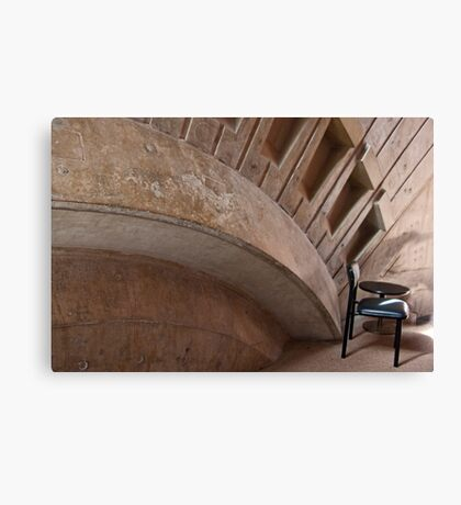Crown Seating Canvas Print
