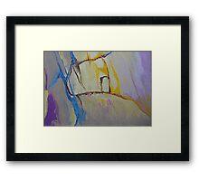 de124 Framed Print
