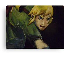 Zelda - Link Canvas Print