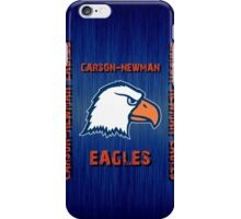 Carson-Newman Eagles iPhone Case v2 iPhone Case/Skin