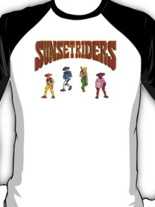 Ride into the Sunset T-Shirt