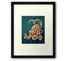 Blue-ringed Octo Framed Print