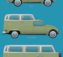 Beetle Camper by Wyattdesign