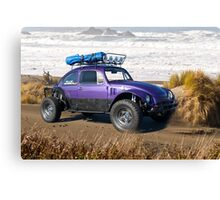 Driving Me Buggy  Canvas Print