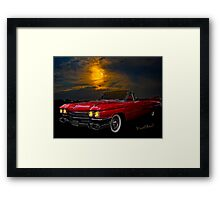 59 Baddy Caddy Framed Print
