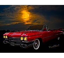 59 Baddy Caddy Photographic Print