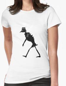 Fire Starter Womens Fitted T-Shirt