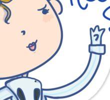 DW: Hello Sweetie Sticker