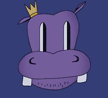 Hippo King Unisex T-Shirt