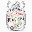 Sir Oscar of Astora's Estus Flask - Alt by Josh Legendre