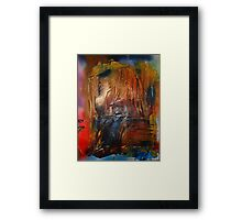 hj1109 Framed Print