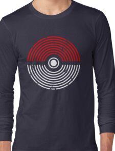 Pokeball Long Sleeve T-Shirt