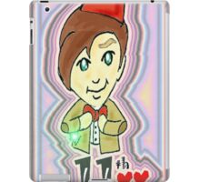 #11  The Eleventh Doctor,  iPad Case/Skin