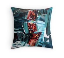 Decorate Your Life Throw Pillow